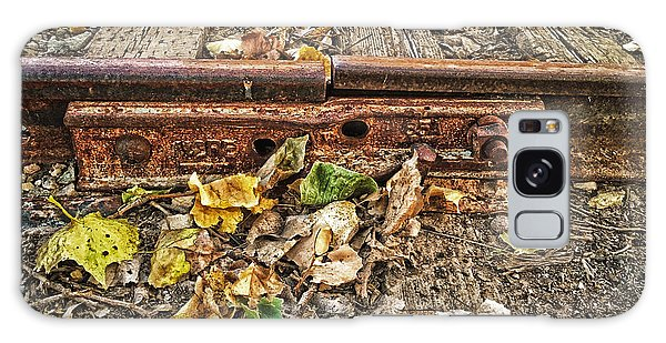 Old Tracks Galaxy Case