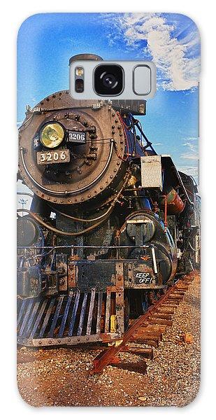 Old Train Galaxy Case