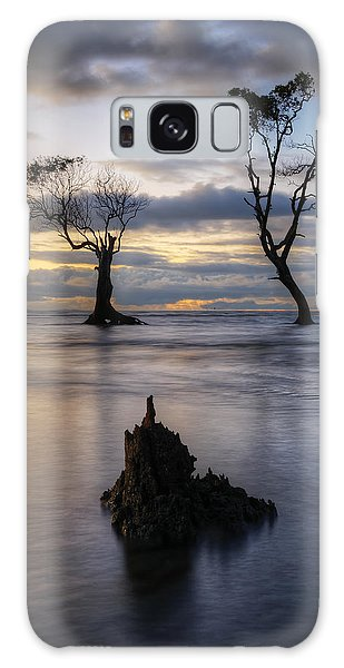 Old Trees Galaxy Case