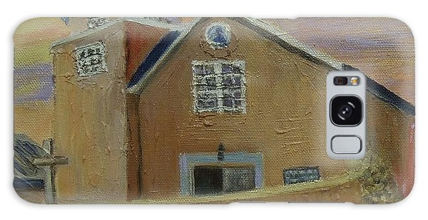 Old Truches Mission Of Holy Rosary -- Sold Galaxy Case
