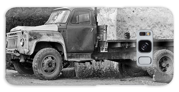 Old Truck Galaxy Case