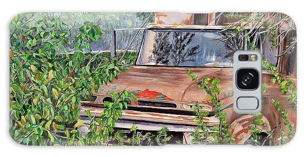 Old Truck Rusting Galaxy Case