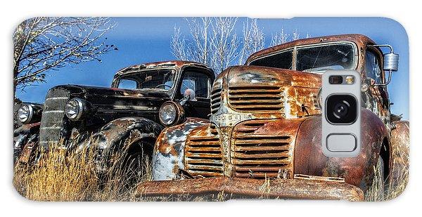 Old Trucks Galaxy Case