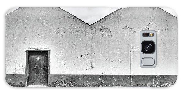Old Warehouse Exterior Galaxy Case