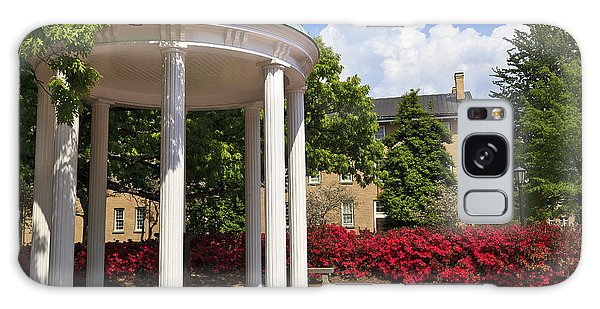 Old Well At Chapel Hill In Spring Galaxy Case
