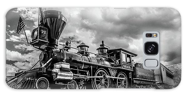 Old West Train Galaxy Case