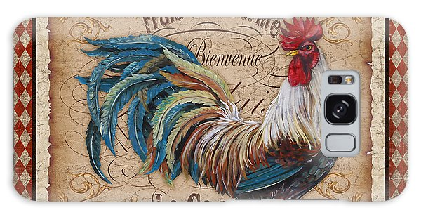 Wall Paper Galaxy Case - Old World Le Coq-jp3091 by Jean Plout