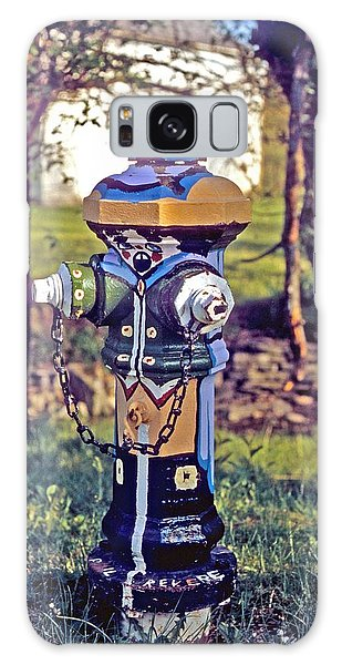 Oldenburg Fireplug Galaxy Case