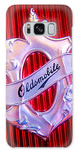 Oldsmobile Emblem. Galaxy Case