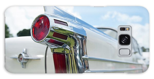 Oldsmobile Tail Galaxy Case by Helen Northcott