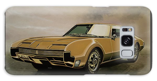 Oldsmobile Toronado 1965 Painting Galaxy Case