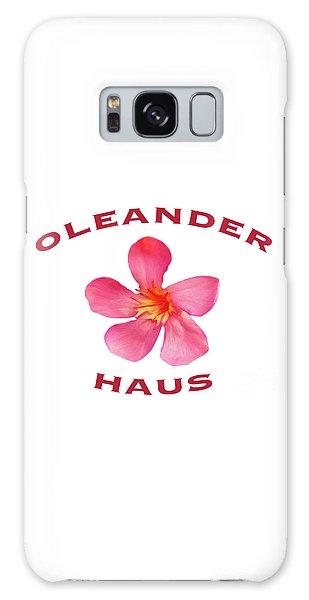 Oleander Haus Galaxy Case