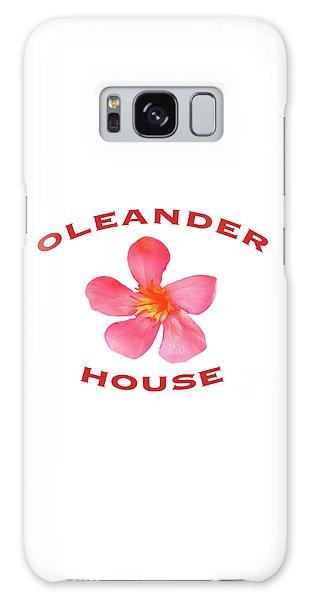 Oleander House Galaxy Case