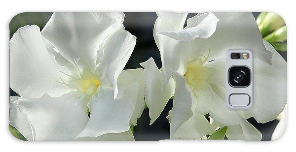 Oleander Mont Blanc 1 Galaxy Case