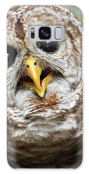 Oliver Owl Galaxy Case