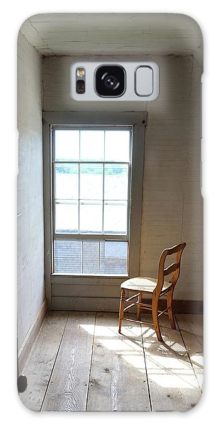 Olson House Chair And Window Galaxy Case