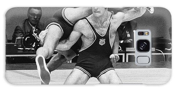 Olympics: Wrestling, 1972 Galaxy Case