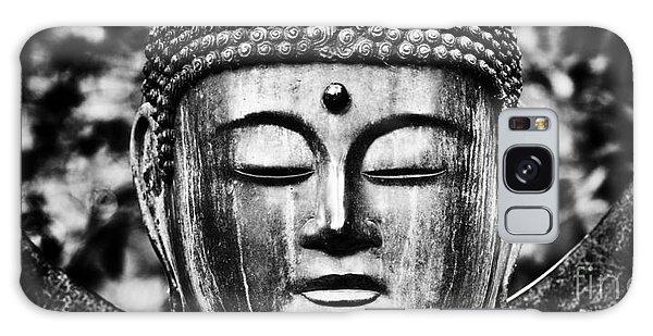 Buddha Galaxy Case - Om Shanti by Tim Gainey