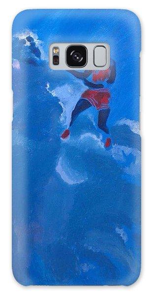 Omaggio A Michael Jordan Galaxy Case
