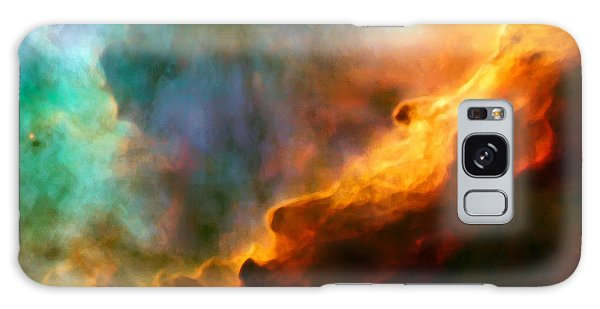 Omega Swan Nebula 3 Galaxy Case