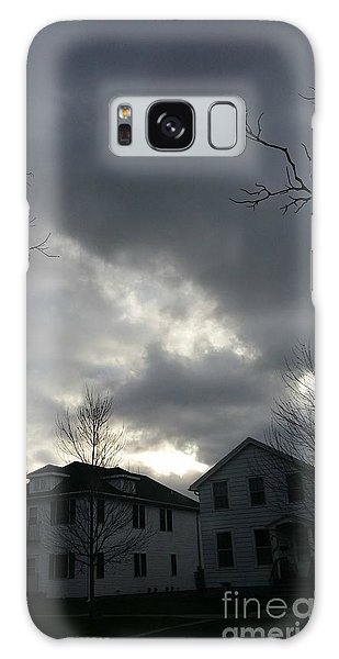 Ominous Clouds Galaxy Case