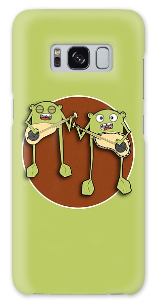 Omti And Itmo Galaxy Case by Uncle J's Monsters