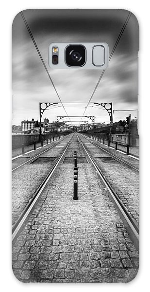 Galaxy Case featuring the photograph On A Gloomy Day by Bruno Rosa