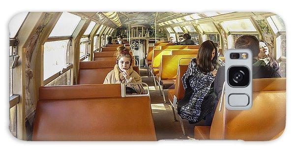 On A Train Galaxy Case