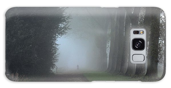 On An Autumn Day In The Mist Galaxy Case