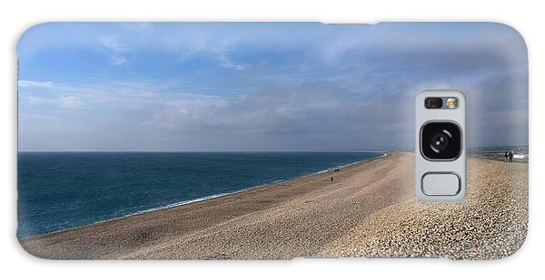 On Chesil Beach Galaxy Case