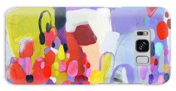 Galaxy Case - On My Mind by Claire Desjardins