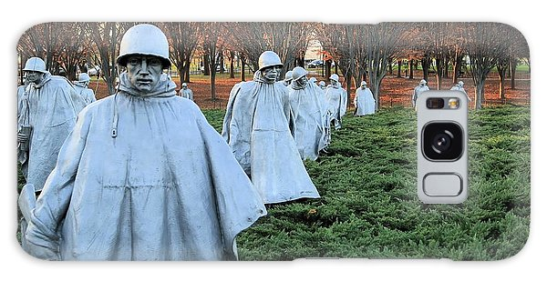 On Patrol The Korean War Memorial Galaxy Case