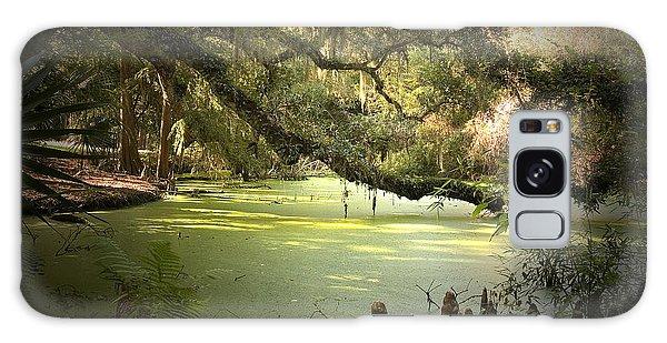 On Swamp's Edge Galaxy Case