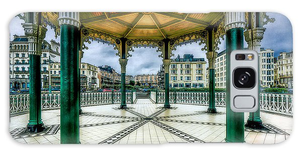 Galaxy Case featuring the photograph On The Bandstand by Chris Lord
