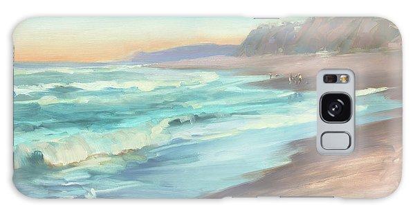Tides Galaxy Case - On The Beach by Steve Henderson