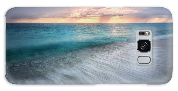 On The Horizon  Galaxy Case by Nicki Frates