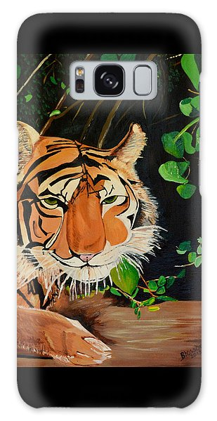 On The Prowl Galaxy Case by Donna Blossom