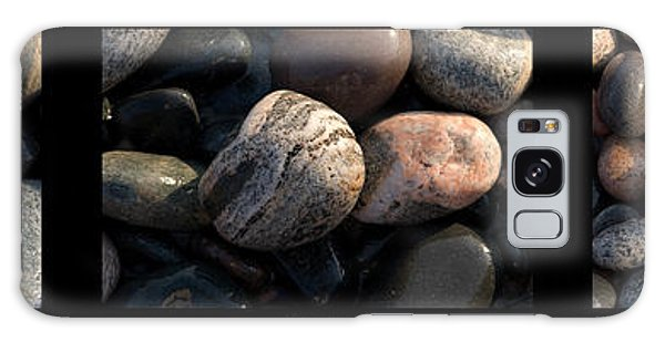 On The Rocks  Galaxy Case
