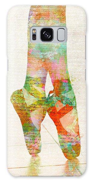 Ballerina Galaxy Case - On Tippie Toes by Nikki Smith