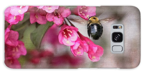 On Wine And Roses Weigela - 2 Galaxy Case