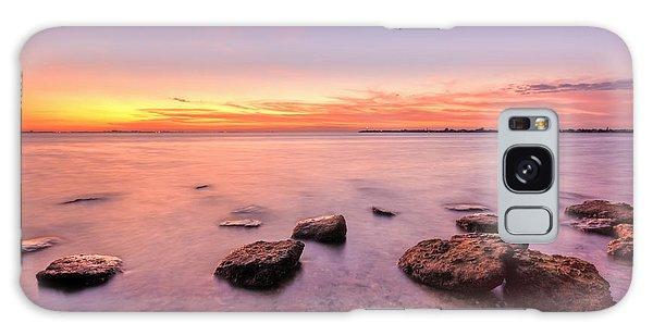 Sunrise Galaxy Case - One Fine Morning by Evelina Kremsdorf