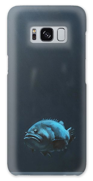 Fish Galaxy S8 Case - One Fish by Jeffrey Bess