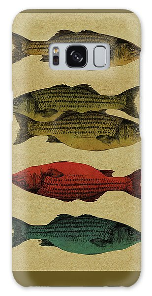 One Fish, Two Fish . . . Galaxy Case