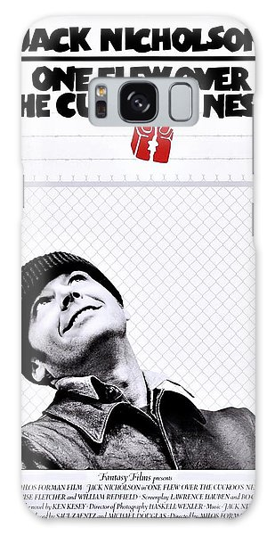 One Flew Over The Cuckoo's Nest Galaxy Case
