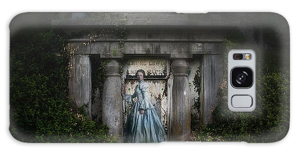 Cemetery Galaxy Case - One Last Look by Tom Mc Nemar