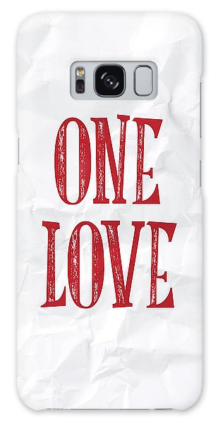 Thought Galaxy Case - One Love by Samuel Whitton