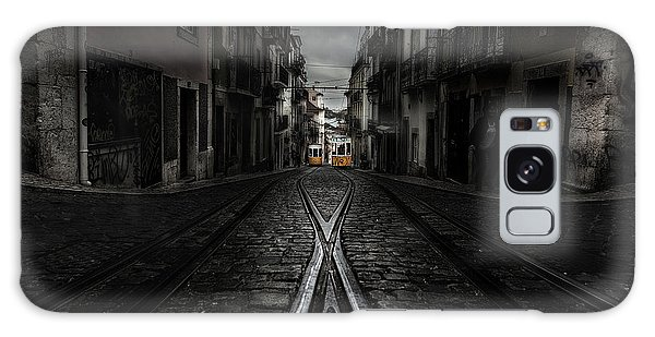 One Memory Galaxy Case by Jorge Maia
