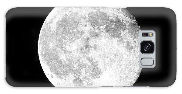 One Moon Galaxy Case