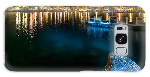 One Night In Portofino - Una Notte A Portofino Galaxy Case