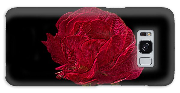One Red Flower Tee Shirt Galaxy Case